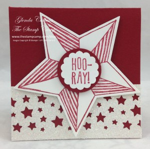 Be the Star Stampin' Up