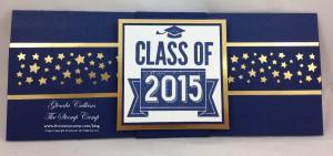 Class of 2015 Money Holder