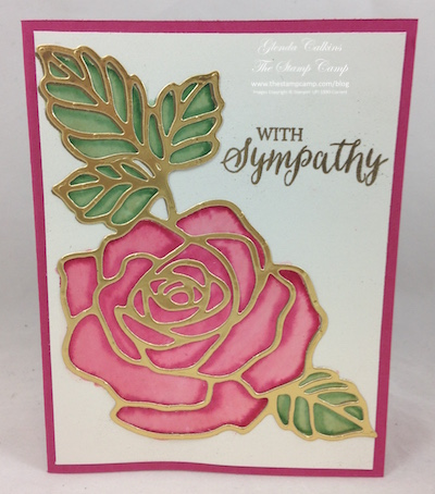 Stampin' Up! Rose Wonder Bundle