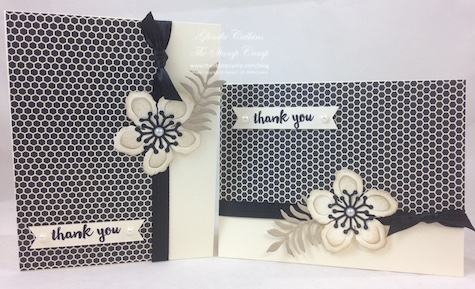 2 Gorgeous Cards (1) Sheet 6 X 6 Designer Series Paper