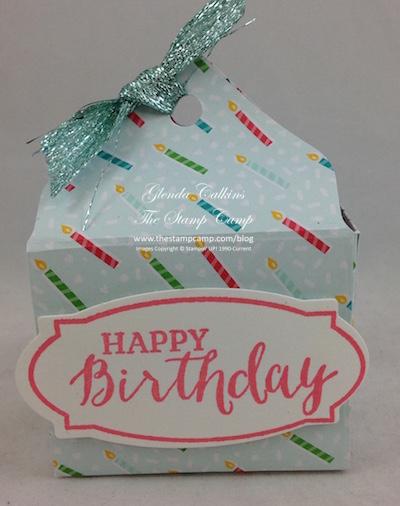 Birthday Party box