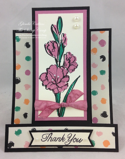 Stampin' Up! New In Colors Plus New Gift of Love Hostess Exclusive Stamp Set