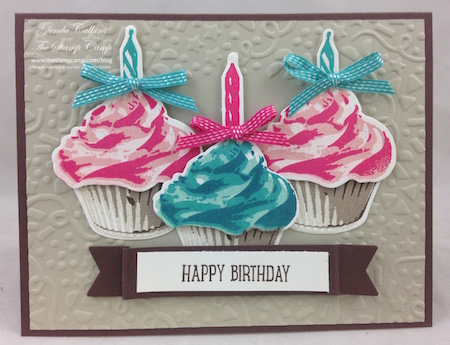 Stampin' Up! Sweet Cupcakes = Bonus Rewards!