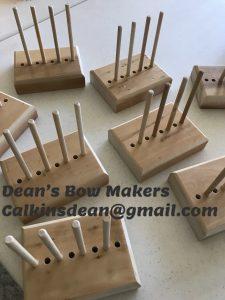 Bow Maker, glendasblog, the stamp camp