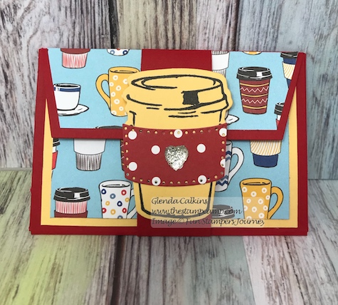 Coffee Helps Bundle, Fun Stampers Journey, glendasblog, the stamp camp