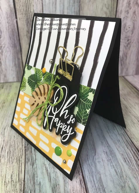 In the Tropics Bundle, Spread Love Bundle, Fun Stampers Journey , the stamp camp