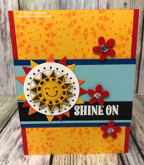 Bloom Box, Fun Stampers Journey, glendasblog, the stamp camp