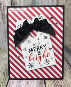 Cozy Prints and Cozy Tag Set perfect for Christmas