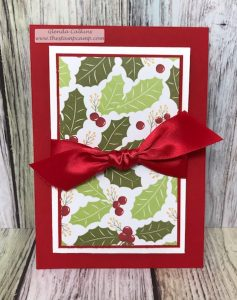 Envelope Gift Card Holder with Glenda Calkins