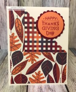 Happy Thanksgiving Card #11 for November