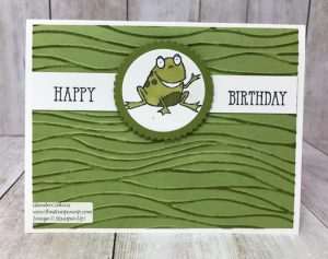 So Hoppy Birthday by Glenda Calkins