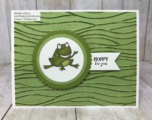 So Hoppy Together with Seaside Folder