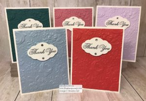Check Out the Stampin' Up! New In Colors