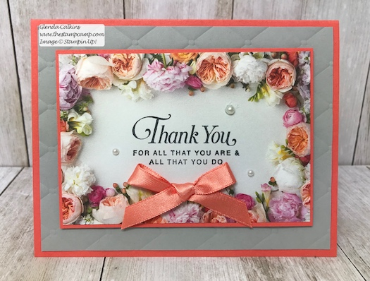 "A gift for Mom on Mother's Day.  Who wouldn't love a box of chocolates and a pretty card to match this Mother's Day?  Details and video on my blog: www.thestampcamp.com or visit my YouTube Channel: ""the stamp camp"" #stampinup #thestampcamp #mothersday #chocolates"
