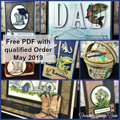 Need card ideas for Dad for Father's Day?  Look no further this PDF file has something for everyone.  Check it out on my blog: www.thestampcamp.com #fathersday #stampinup #masculine #thestampcamp