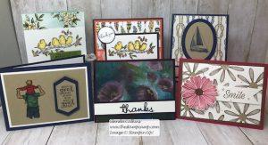 Weekly Card Giveaway..... The Winner Is......