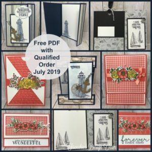 Free Customer Appreciation PDF file for July