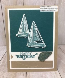 July Paper Pumpkin & Sail Away Home