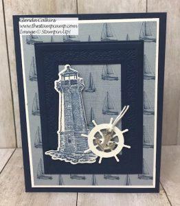 Sailing Home & the Heirloom Frames Dies & Folders