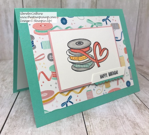 This is part of the Follow Your Art Suite from Stampin' UP! This stamp set is perfect for the artist in your or someone you know. You will love the creativity you can have with this suite of products. Details on my blog here: https://wp.me/p59VWq-ajV #craft #papercraft #art #stampinup