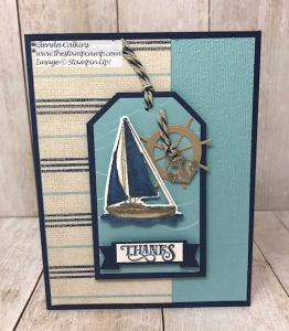 Sailing Home Bundle with Come Sail Away DSP