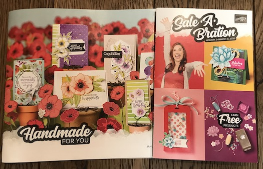November 2019 On Stage Convention Bag from Stampin' Up! Details on my blog: https://wp.me/p59VWq-ays #stampinup #thestampcamp #handmade #Onstage