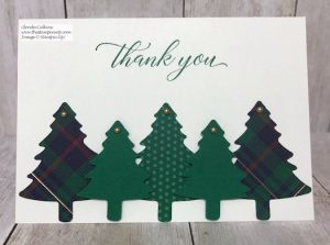 Simple and Sweet Thank You Note!