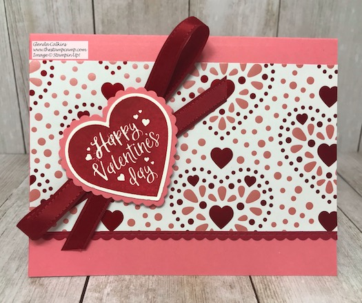 Heartfelt Bundle Valentine Card