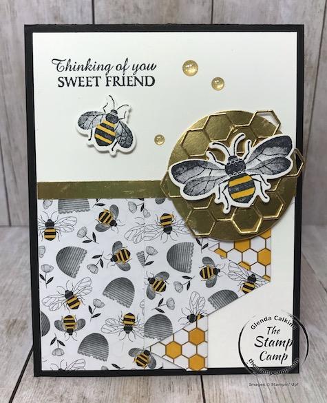 Honey Bee Bundle and Golden Honey DSP