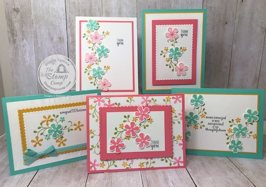 Sale-a-bration Thoughtful Blooms Grouping