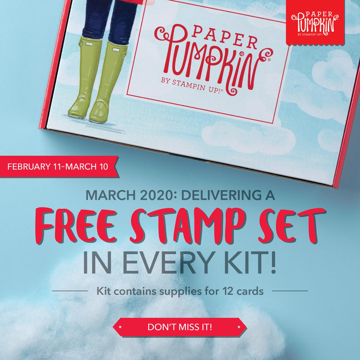 Stampin' Up! News and The Stamp Camp