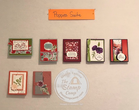 Stamping retreat was a success and I have some sample to share. Check out my blog here for details https://wp.me/p59VWq-aOc #stampinup #thestampcamp #handmadecards