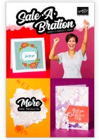 2nd release Sale-a-bration brochure from Stampin' Up! Details are on my blog here: https://wp.me/p59VWq-aPc . #stampinup #saleabration #thestampcamp