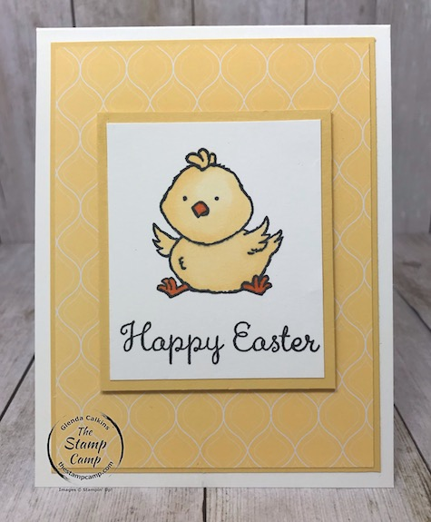 Easter Chick from Welcome Easter
