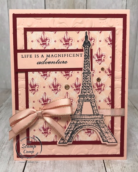Parisian Beauty Bundle from Parisian Blossoms Suite