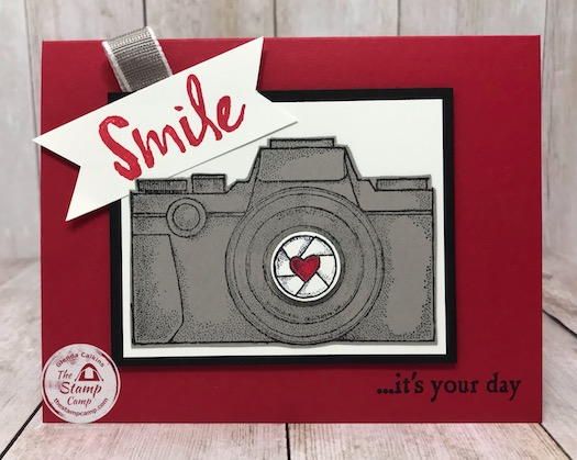 Stampin' Up! Retired Capture the Good Stamp Set