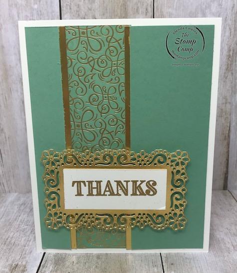 Ornate Garden Specialty Designer Series Paper