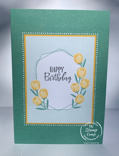 It's Monday! Simple Stamping Made Easy!