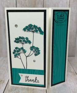 Queen Anne's Lace Bonus Card #3