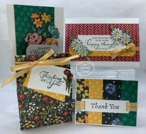FREE Flower & Field Designer Series Paper Projects