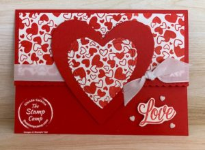 Sending Hearts Paper Pumpkin Kit
