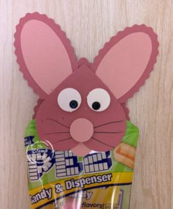Make It Monday - Punch Art Bunny for Easter