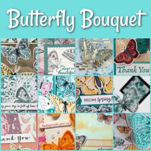 Sneak Peek Butterfly Bouquet Bundle - Gorgeous!
